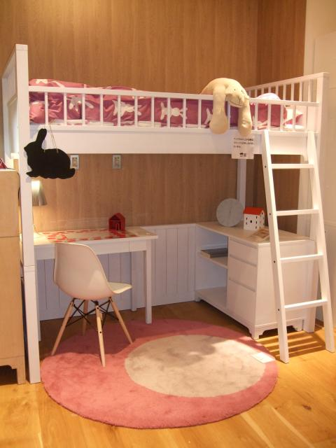 MERRY LOFT BED SET