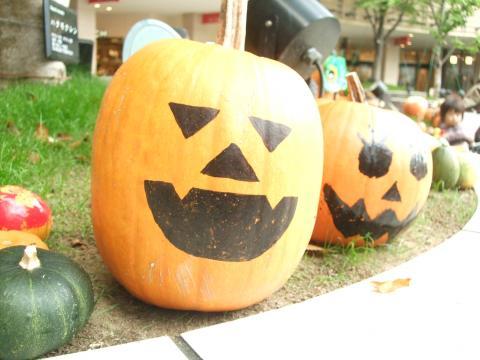 らら★かぼちゃまつり01