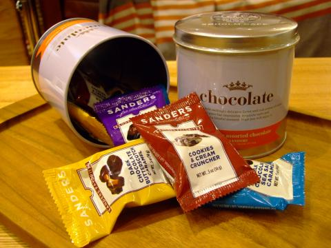 サンダースチョコレート
