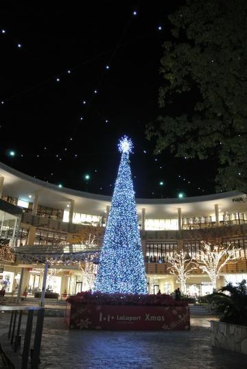 ららぽーとクリスマス☆
