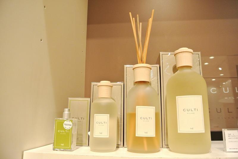 「CULTIお好きな香りコンテスト」開催中です。